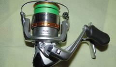 Shimano Biomaster 2500HGS Mg 06