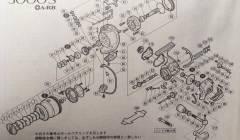 В постоянном наличии тысячи деталей к катушкам Shimano и Daiwa