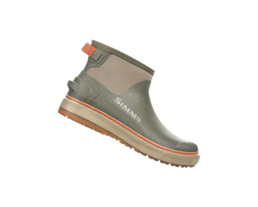 Сапоги simms riverbank chukka boot loden
