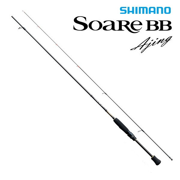 Спиннинговое удилище shimano soare bb ajing s610ls light game spinning rod