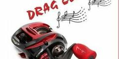Поющий фрикцион sds drag click kit for abu garcia baitcasting reels