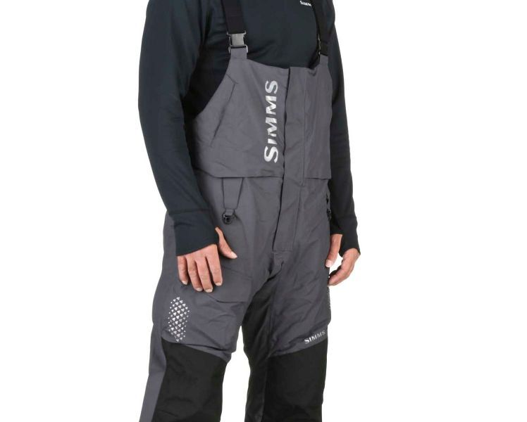 Комбинезон simms challenger insulated bib