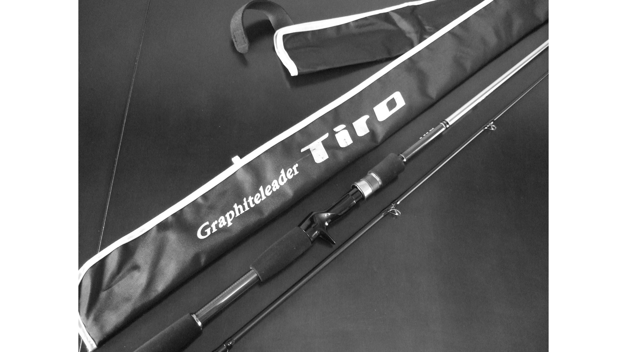 Спиннинг graphiteleader tiro gotc-702h-mr