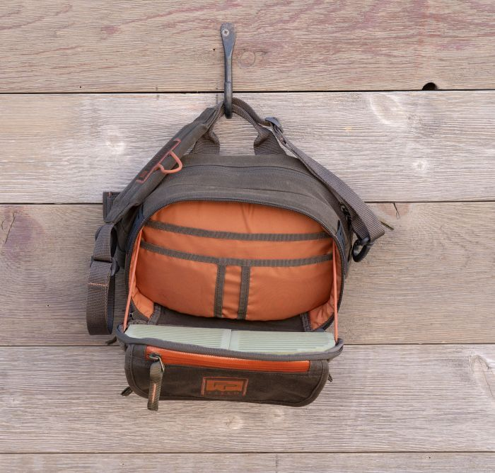 Сумка fishpond blue river chest/lumbar pack