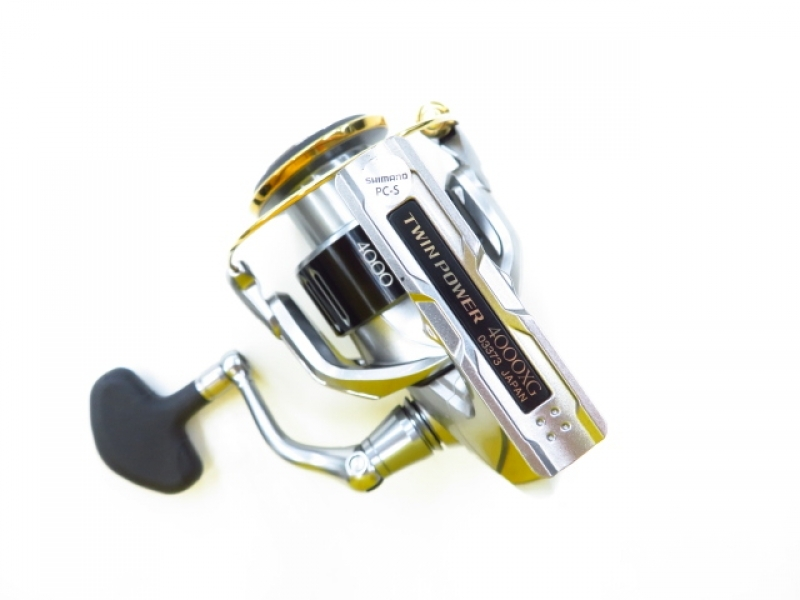 Shimano  15 twin power 4000xg