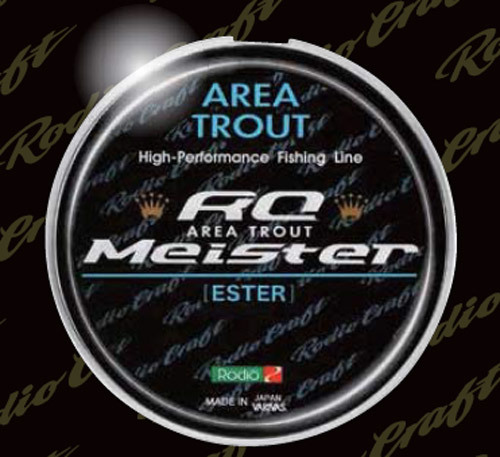 Леска rodeo craft rc meister rc meister ester 0.4 3lb 100 yards-