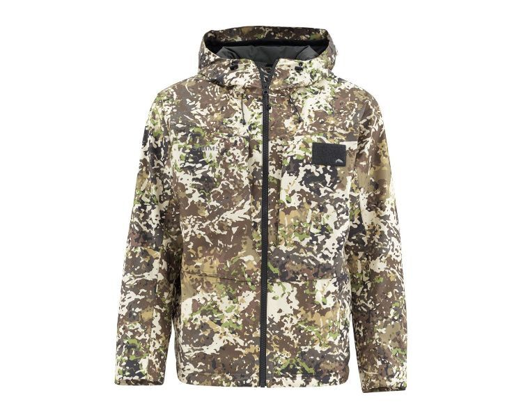 Куртка simms bulkley jacket - river camo