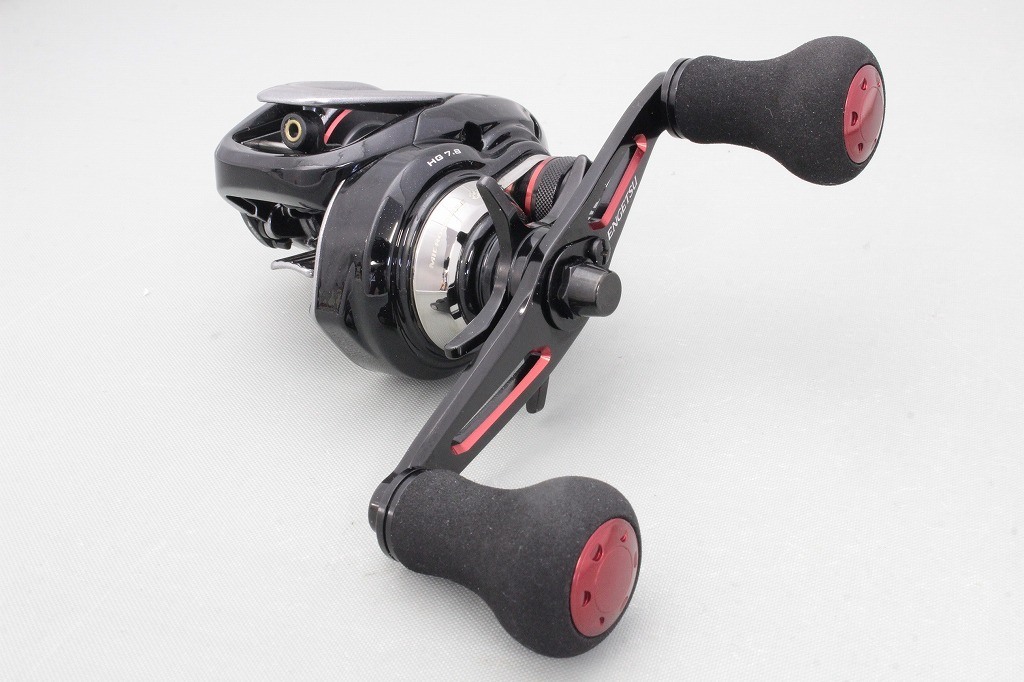 Shimano 17 engetsu 101-hg baitcasting reel for light jigging