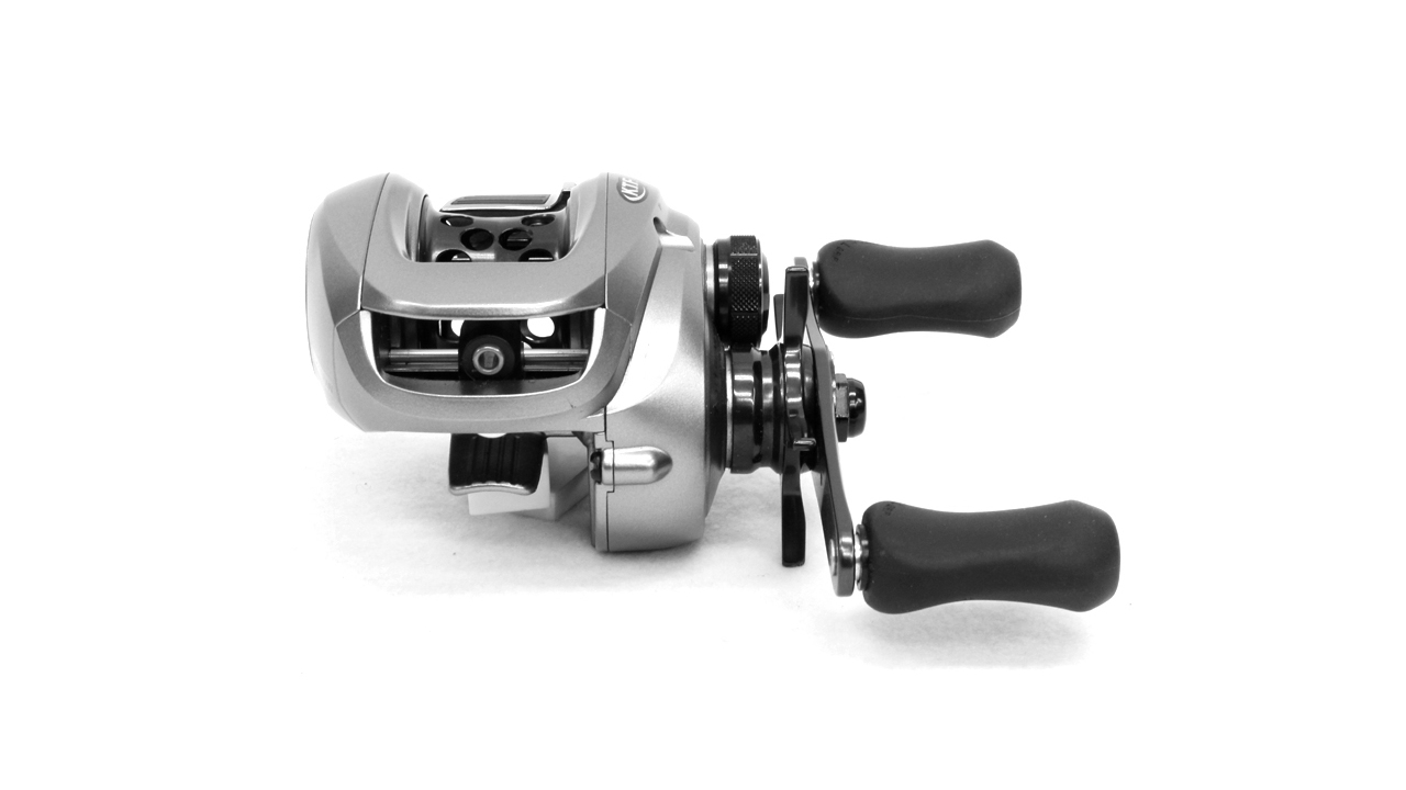 Shimano 09 aldebaran mg mg7 left handle