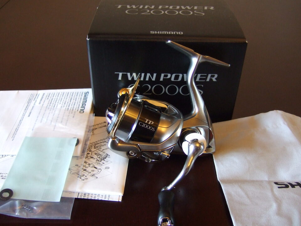Shimano 15 twin power c2000s