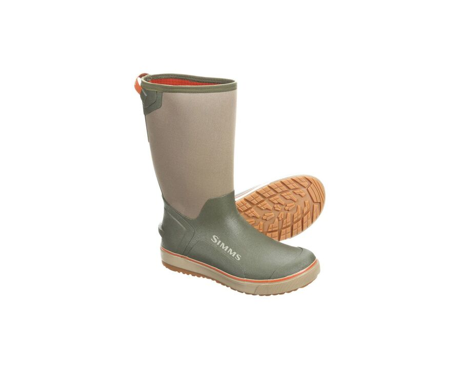 Сапоги simms riverbank pull-on boots - 14""